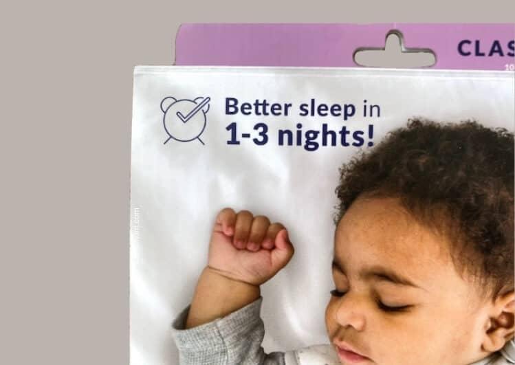 nested bean better sleep 1-3 nights