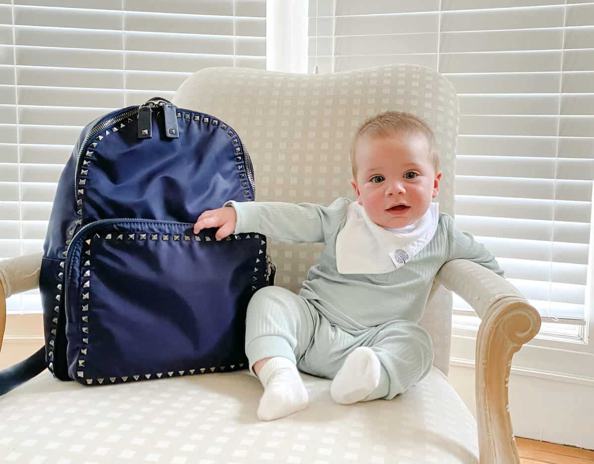 diaper bag essentials baby