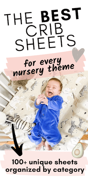 unique sheets crib sheets by category pinterest