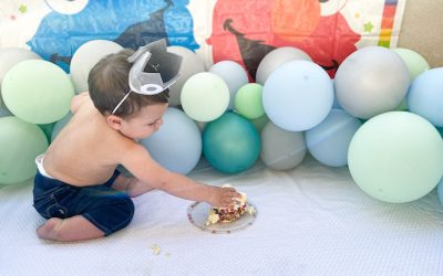 10 Tips for Baby's First Birthday Party