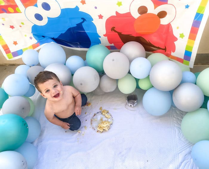 baby boy first birthday party