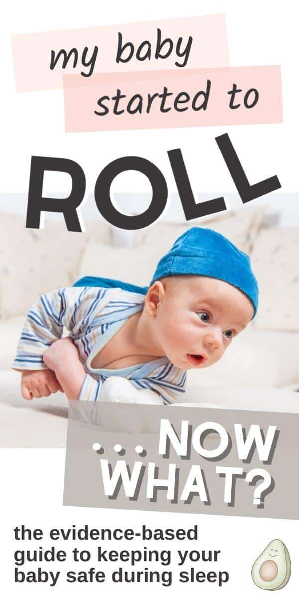 my baby started to roll pin