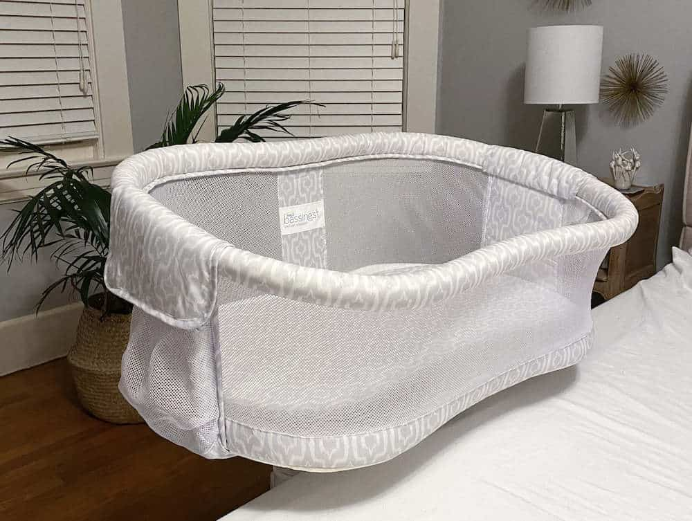 Halo bassinet baby what to register for