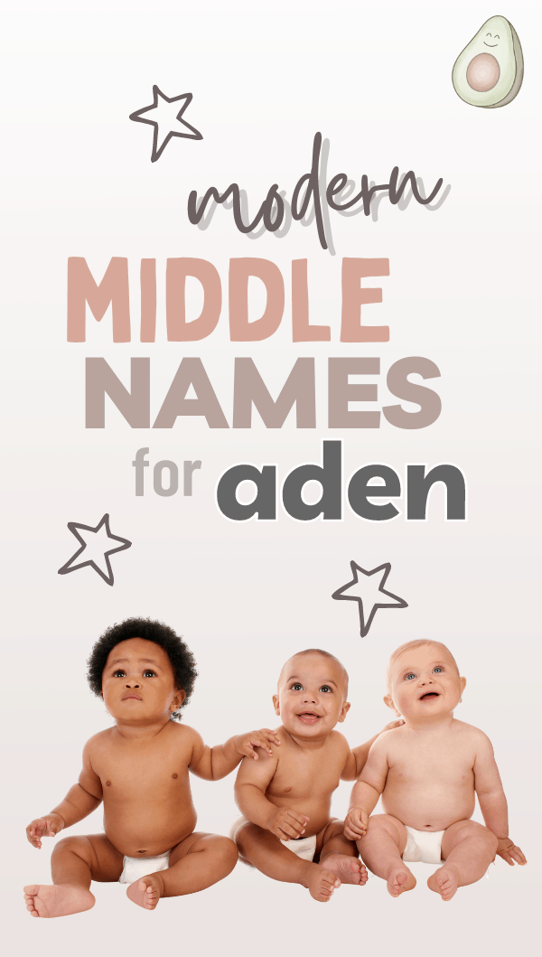 middle names for aden