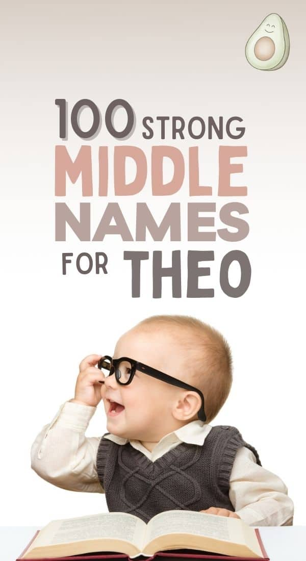 middle names for theo