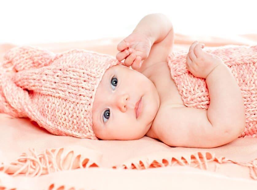 baby girl named madelyn