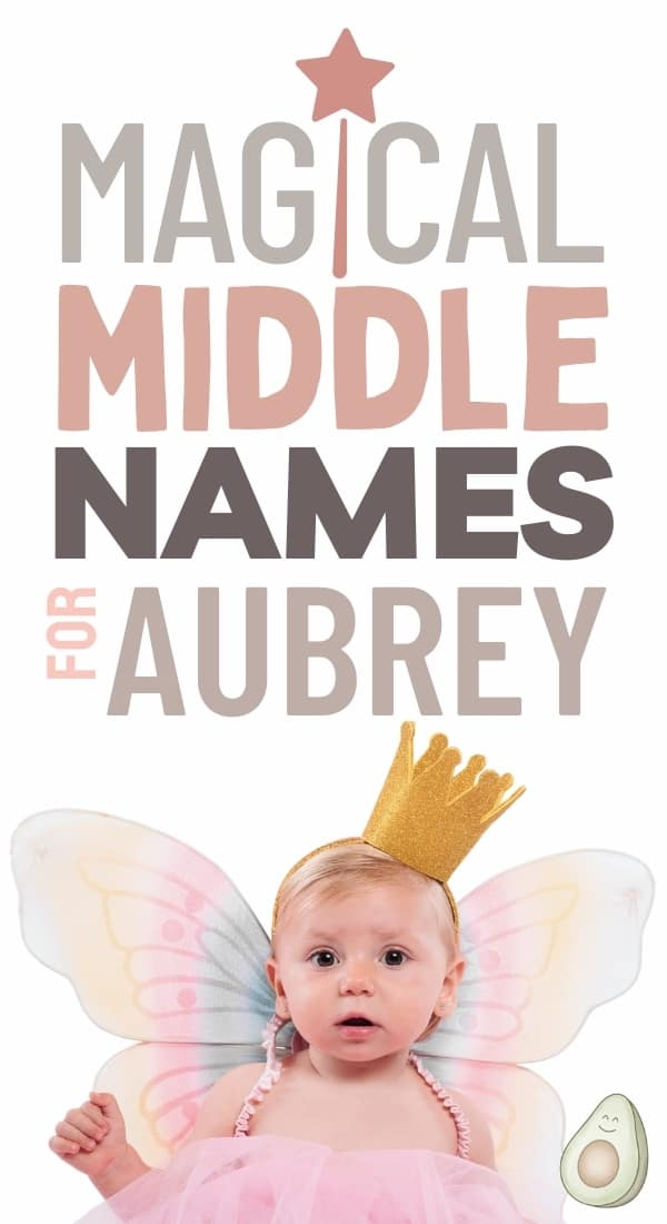 middle names for aubrey