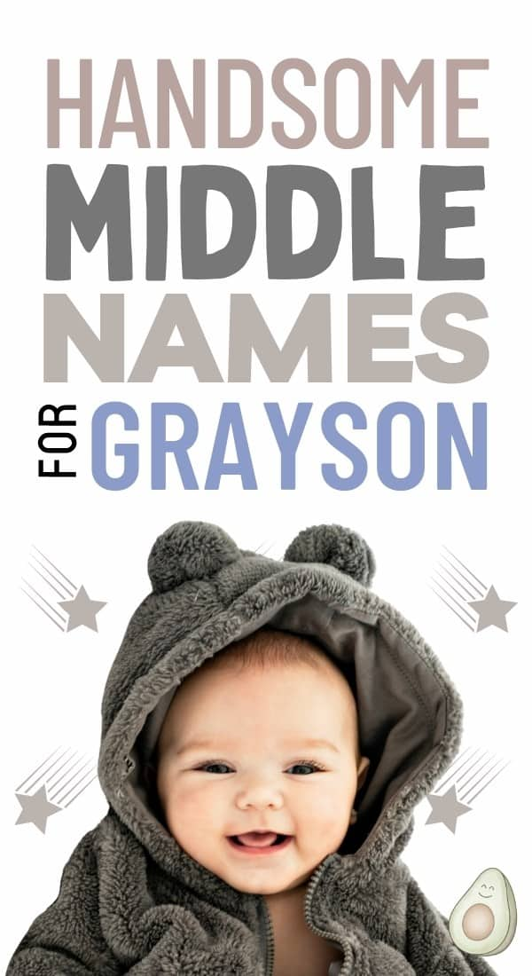 middle names for grayson