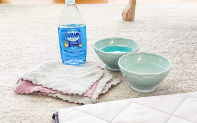 How to Clean a Pack N Play Mat …Without Ruining It!