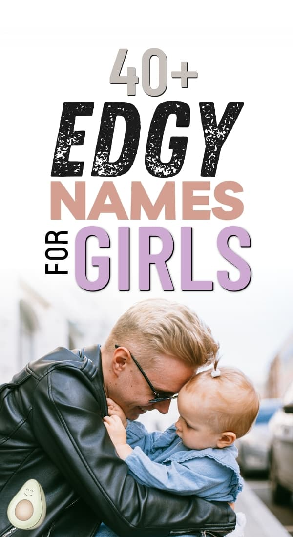 edgy names for girls