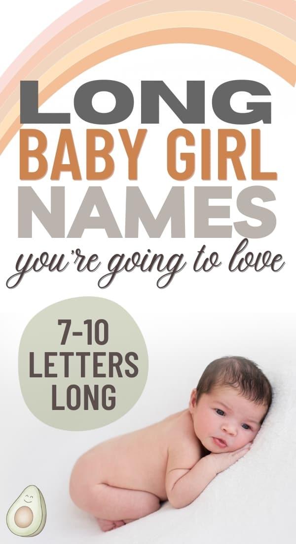 long girl names