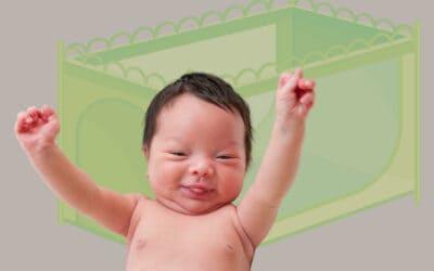 Can a Newborn Sleep in a Pack N Play?