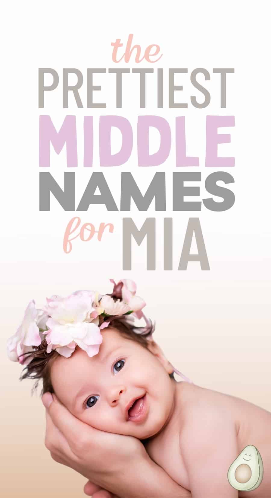 Middle names for Mia