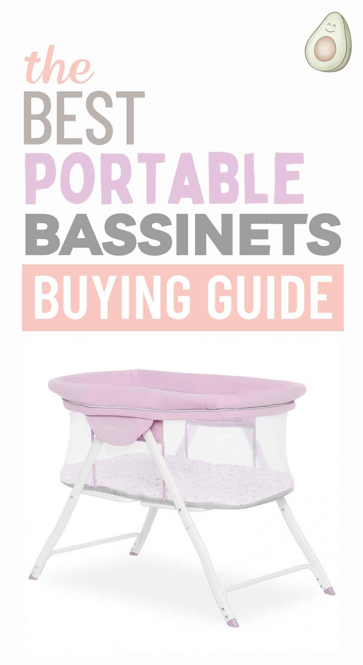best portable bassinets