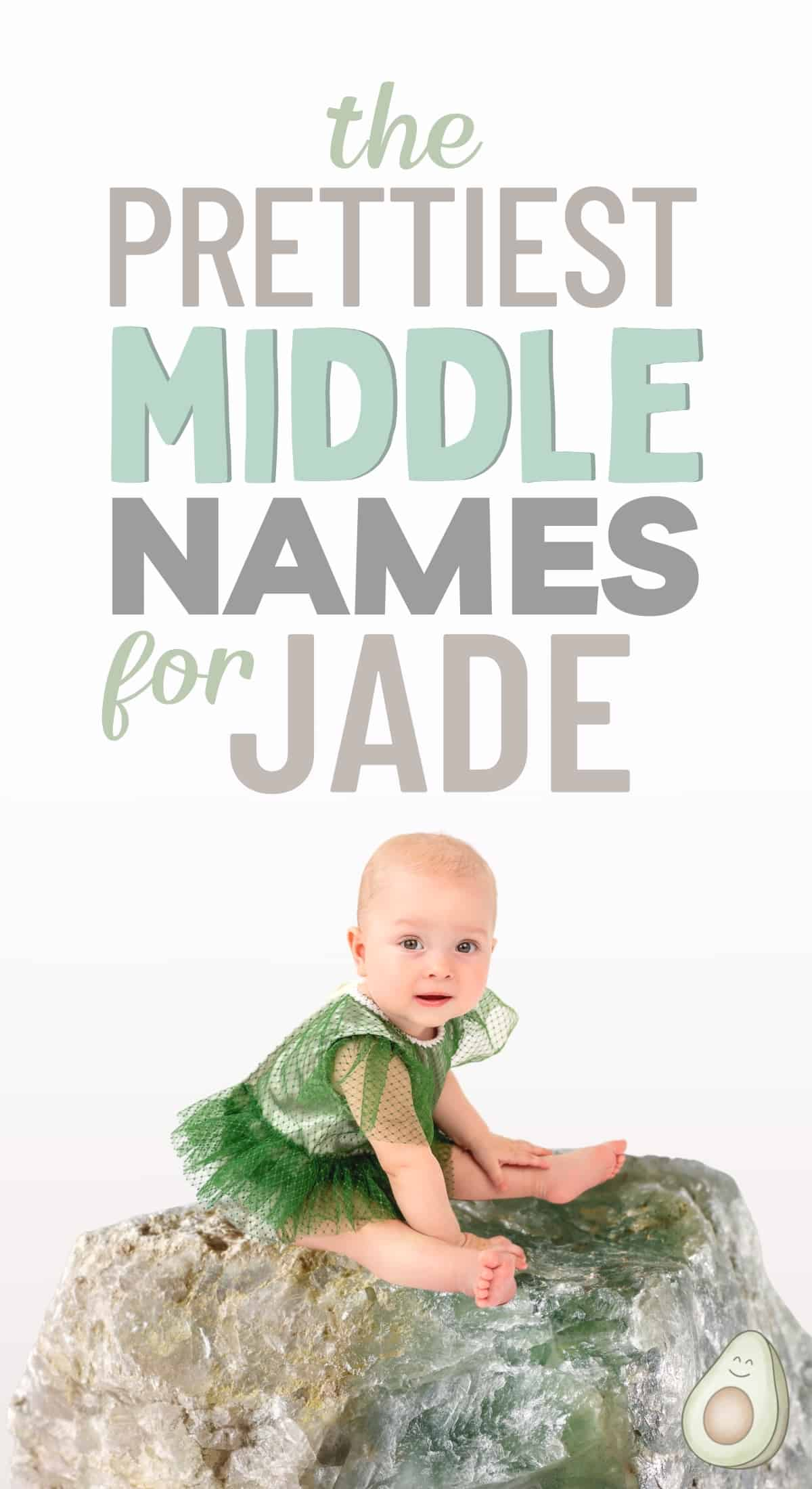 middle names for Jade