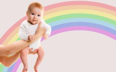 95 Beautiful Names for Rainbow Babies [Girls Edition]