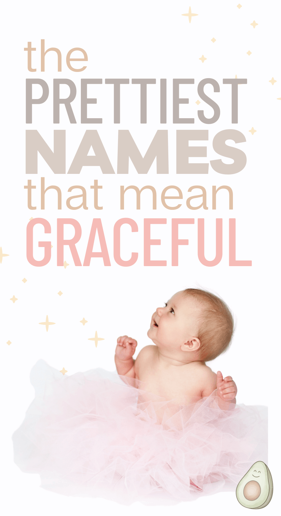 names that mean graceful